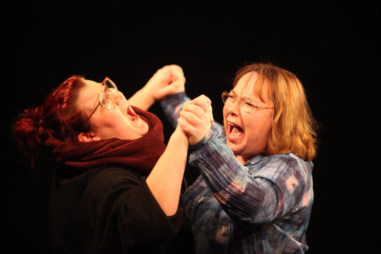 Improvisationstheater am TPZ-Ruhr